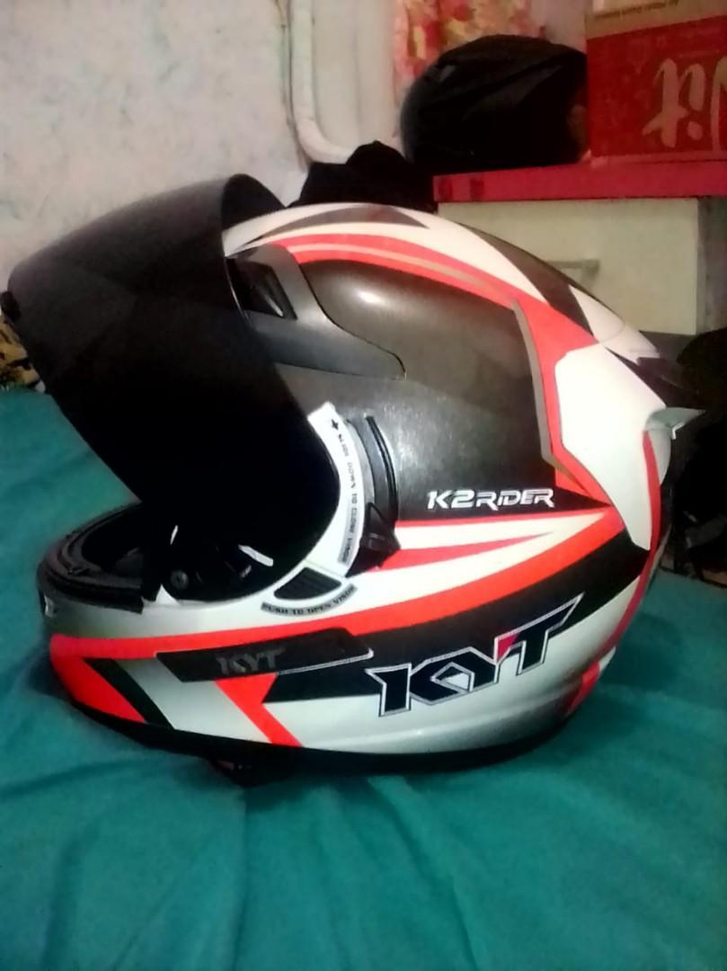 Helm KYT K2Rider