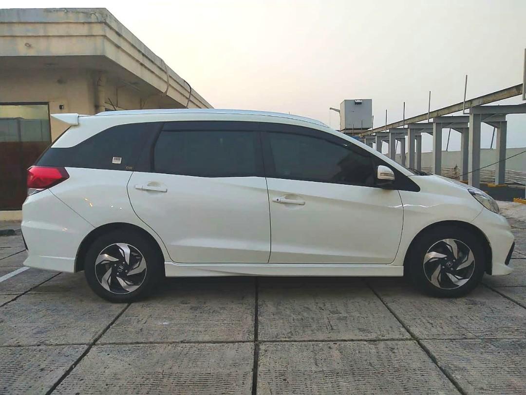 HONDA mobilio RS 1.5 CVT 2015 simpanan Angs 1.9 jt