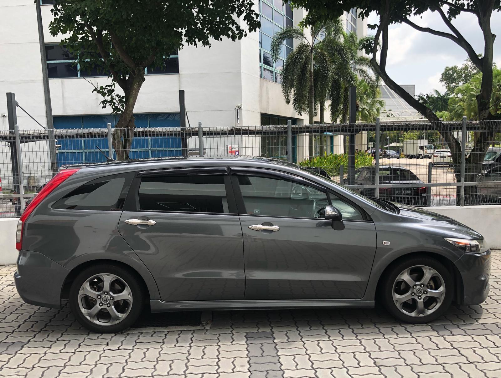 Honda Stream CHEAPEST RENTAL for Grab GoJek or Personal use