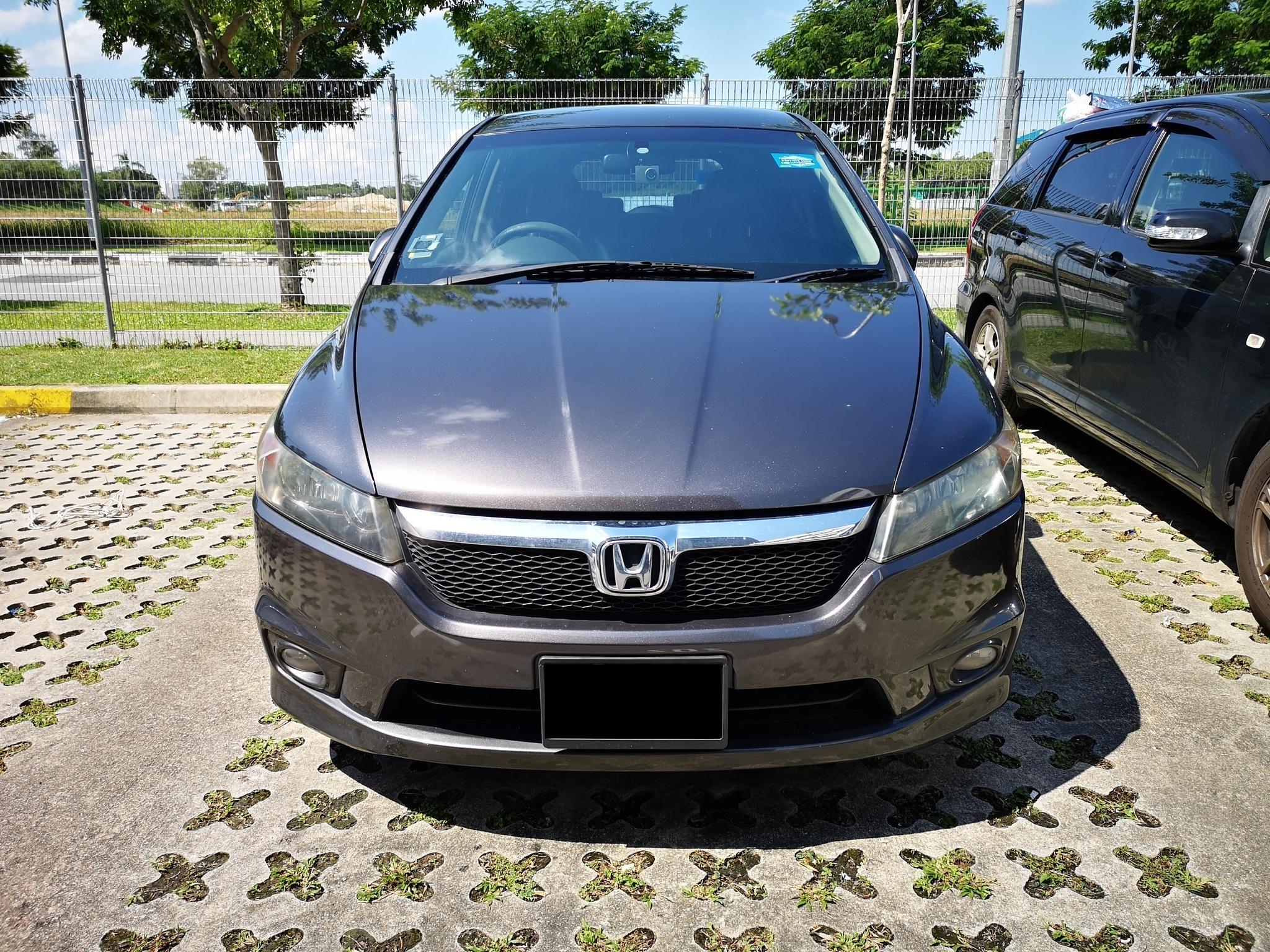 Honda Stream for Grab Cheap Rental