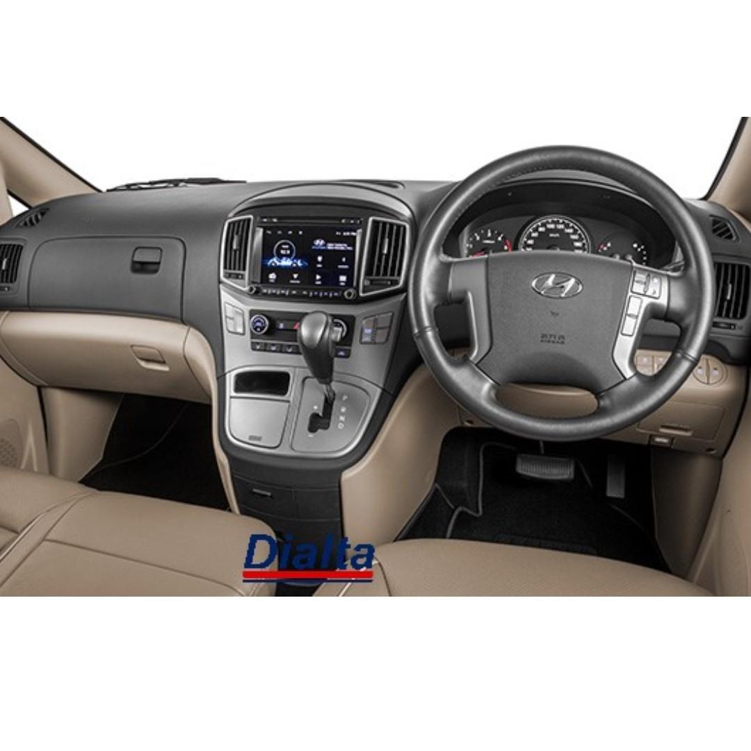 Hyundai Starex 2.5 (A) 11 seater - Johor JB Car Rental