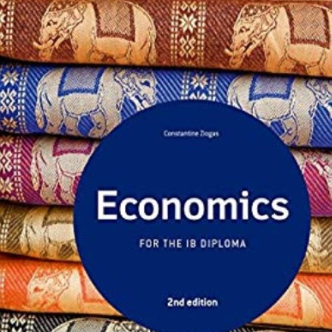 IBDP Economics Study Guide: Oxford IB Diploma Programm 2nd Edition for HL and SL by Constantine Ziogas. Used. P1950.
