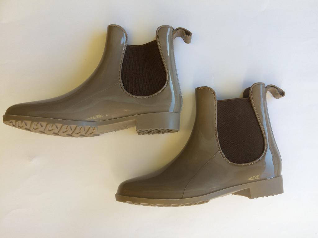 Ladies Short Rainboot Gumboot Wellington Aus Size 7