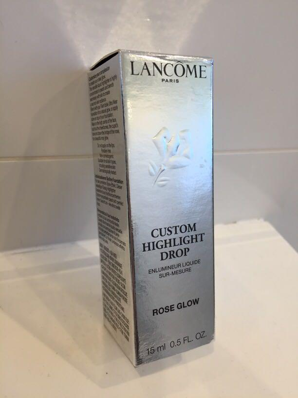 60% off - Lancôme Rose Gold Liquid Highlighter NEW