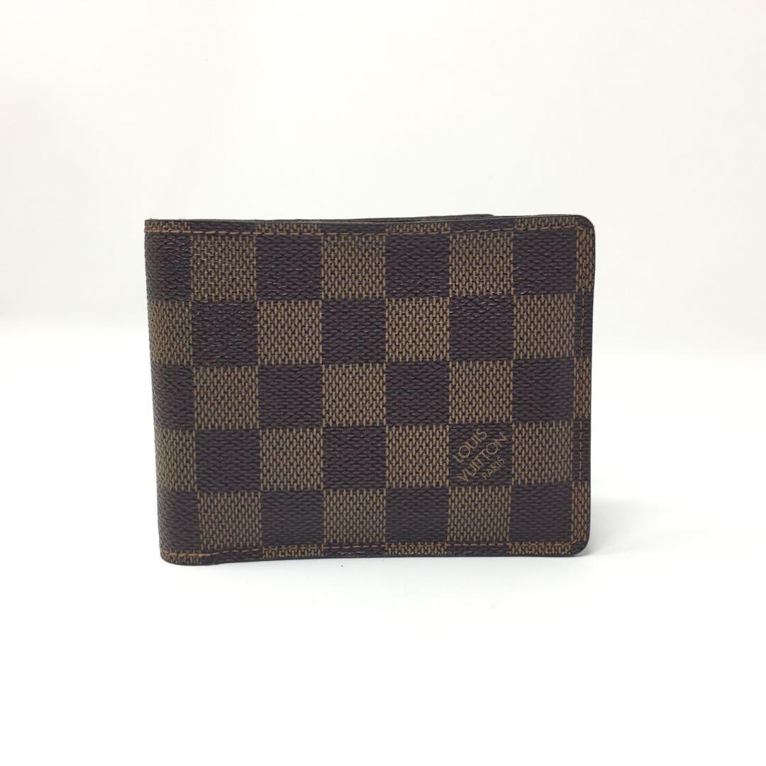 66ce16a7 Louis Vuitton Wallet Multiple Damier