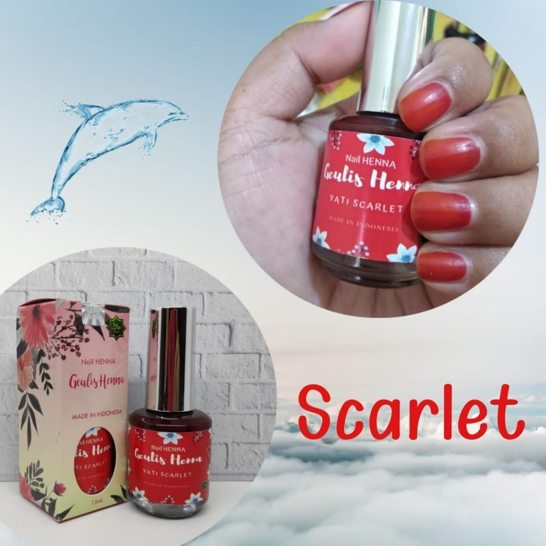 Nail Polish Halal Kesehatan Kecantikan Parfum Kuku Lainnya Di Carousell