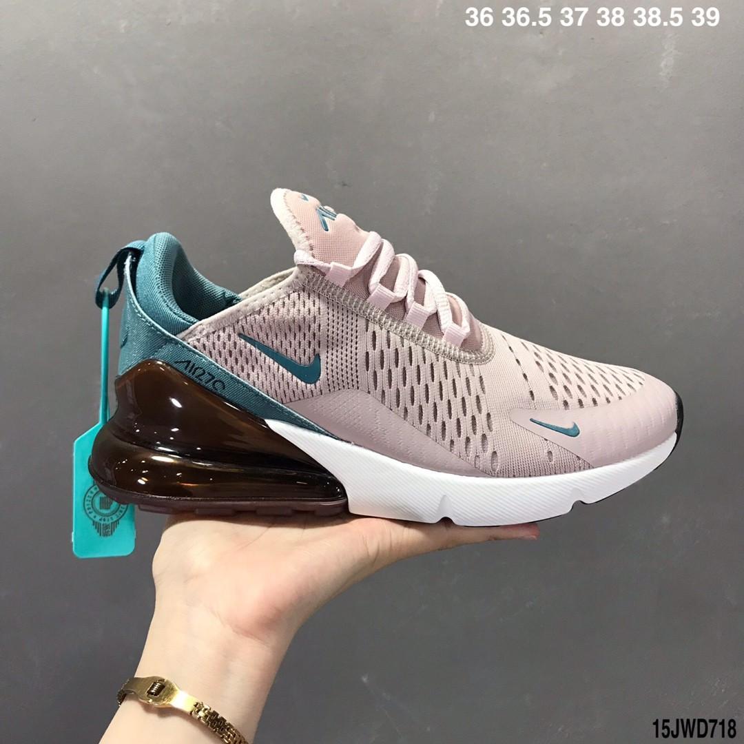 Nike Air Max 270 Pink /Teal, Women's