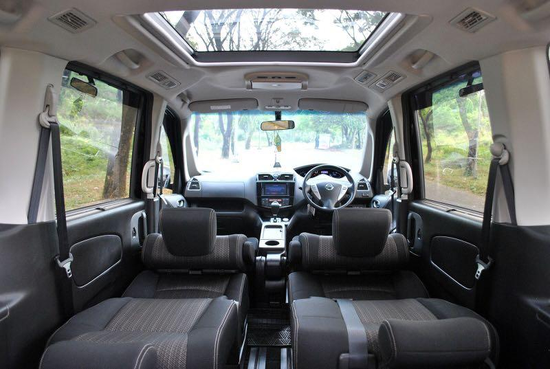 Nissan Serena HWS Autech Panoramic AT 2017 like New