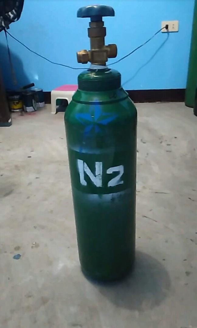 Nitrogen gas tank and regulator sale nationwide on Carousell