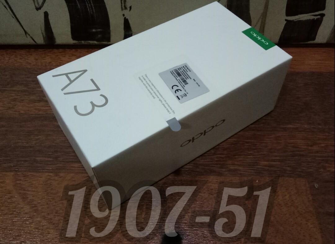 OPPO A73 Box