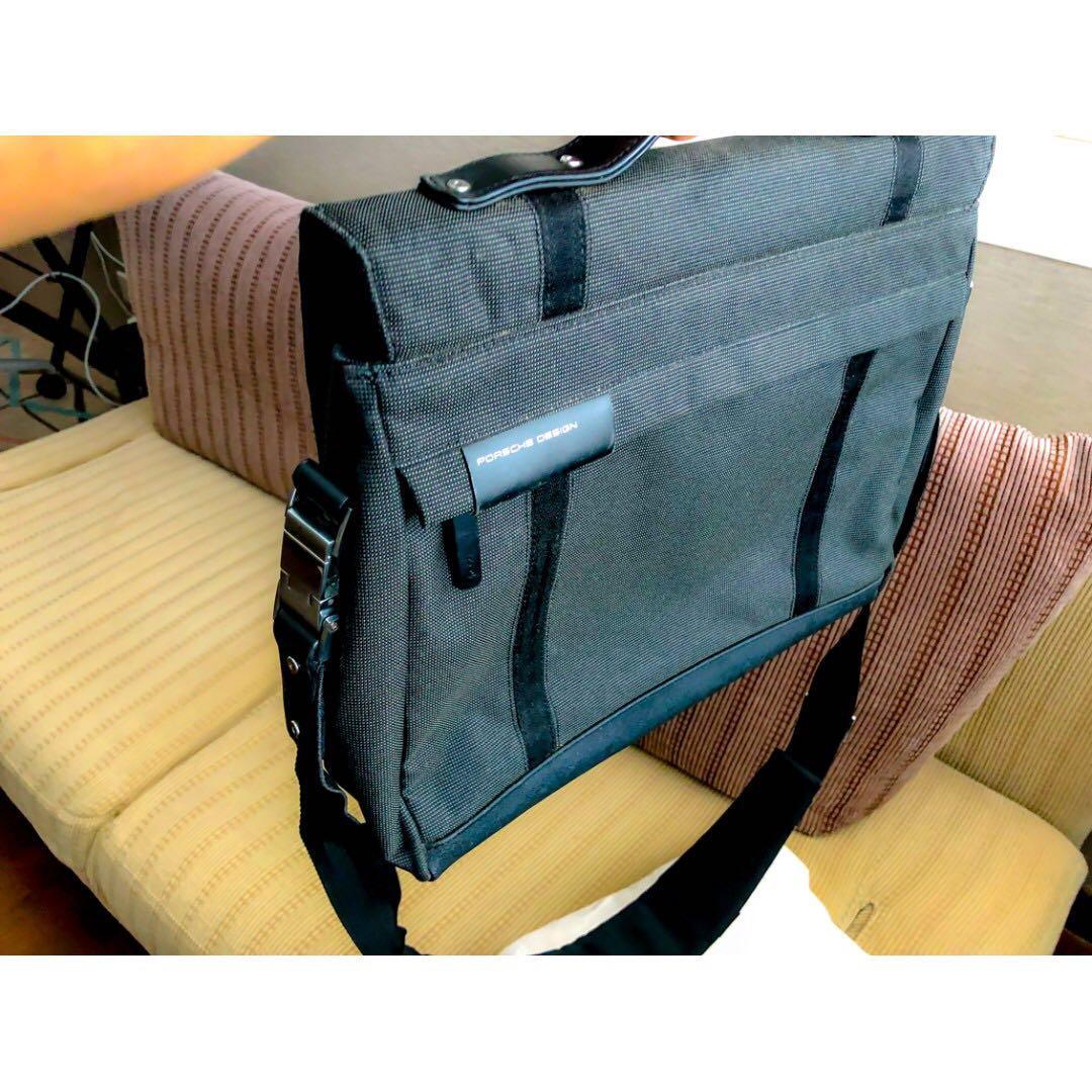 Porsche Design Executive Briefcase/Sling Bag