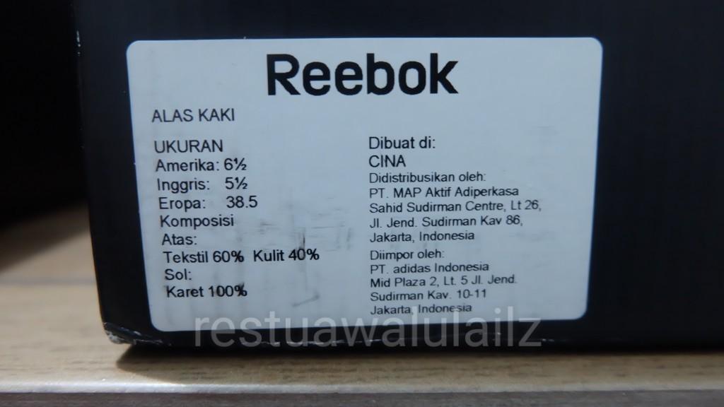 Reebok Classic Aztrek x Gigi hadid