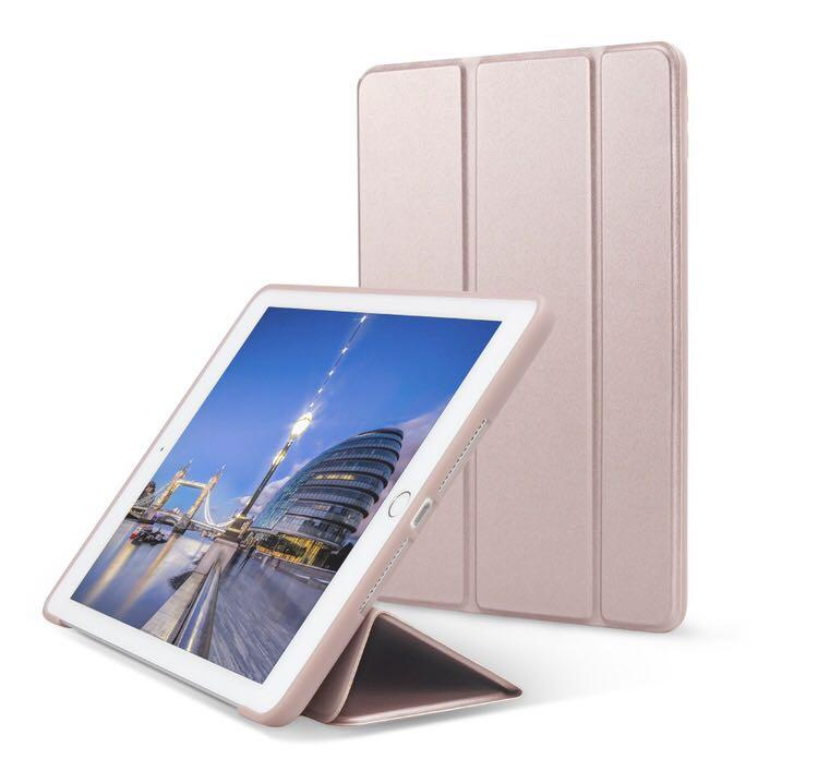 Rose gold 2018 9.7 inch Ipad Smart Cover