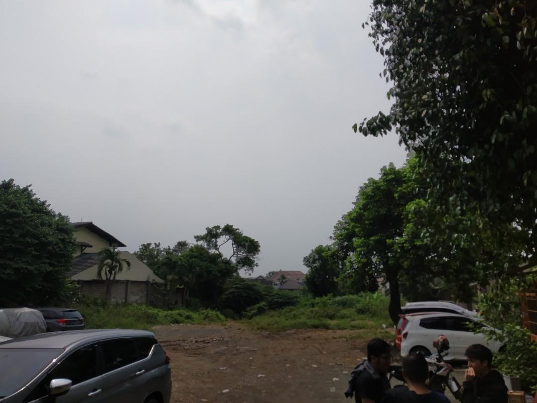 Tanah kosong, cocok untuk cluster di Jati Padang, Jakarta Selatan