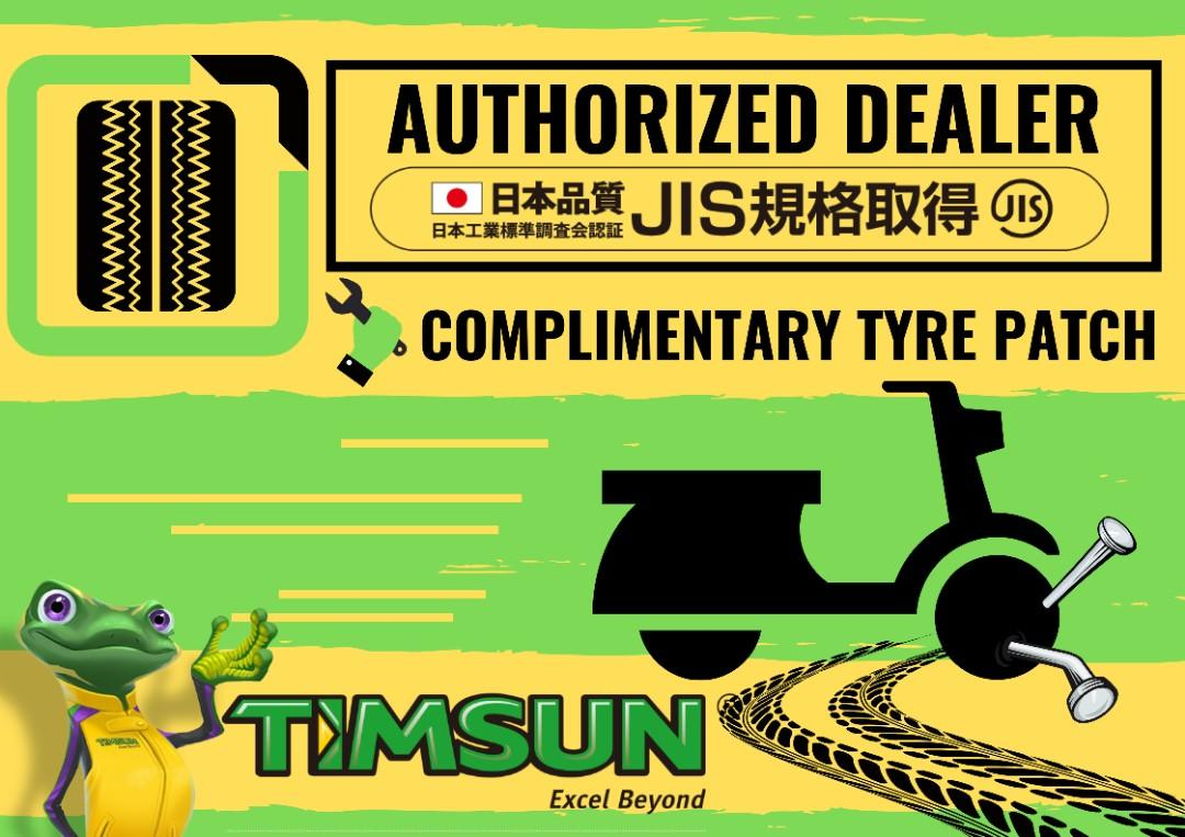 ⚡⚡⚡TIMSUN Islandwide Dealership Tyre Support ⚡⚡⚡
