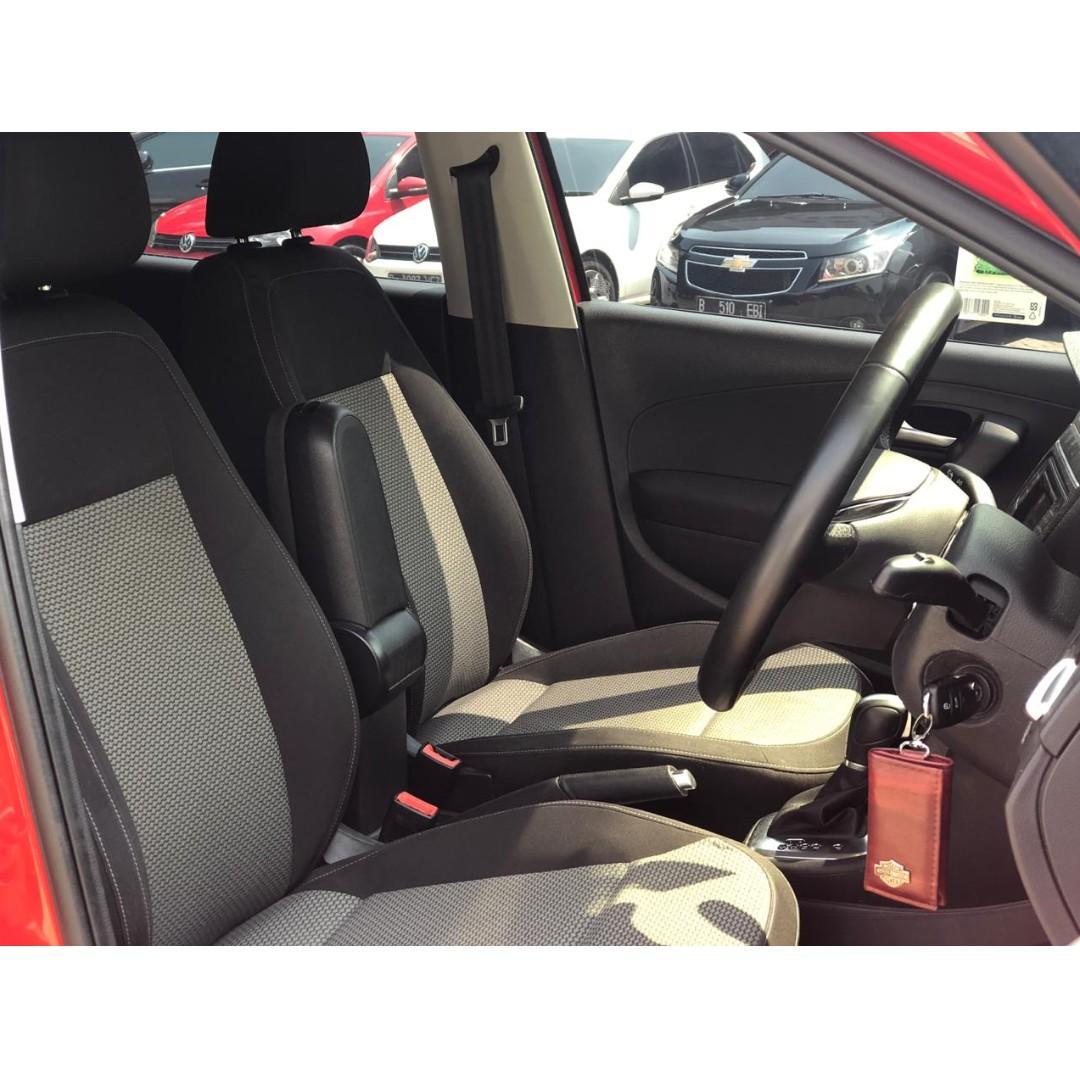 VW Polo 1.2 GT TSi AT 2017 RED #Istimewa# Dp 59,9 Jt No Pol Genap