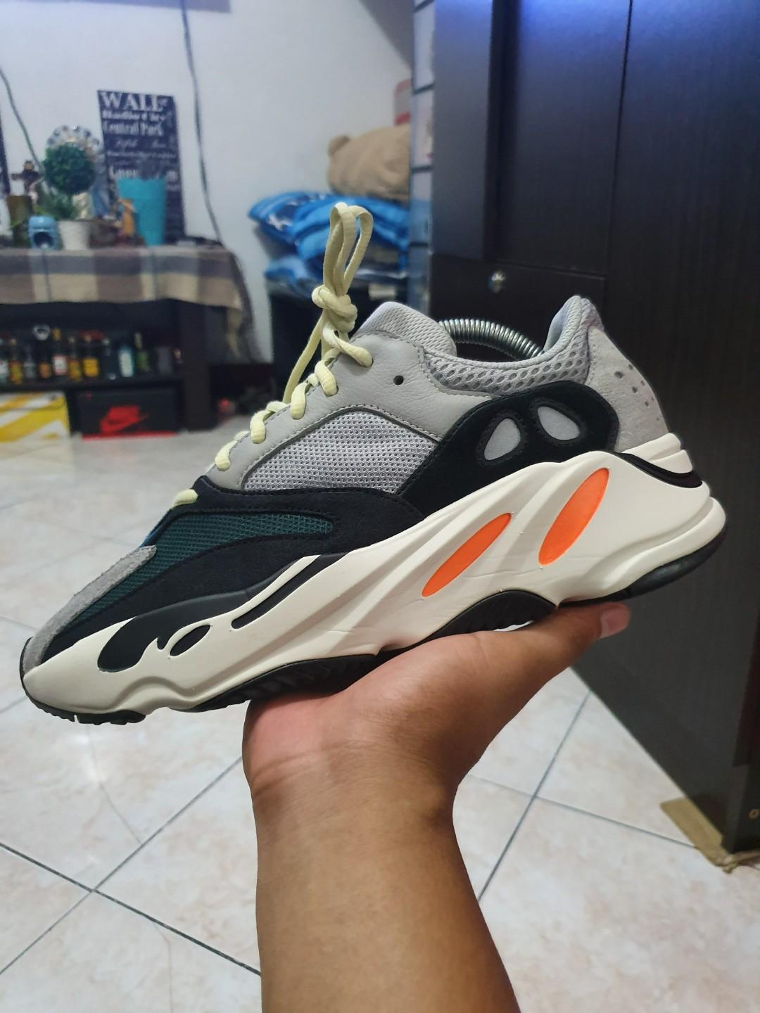 sports shoes 0730b cd89c Yeezy Waverunner 700 on Carousell
