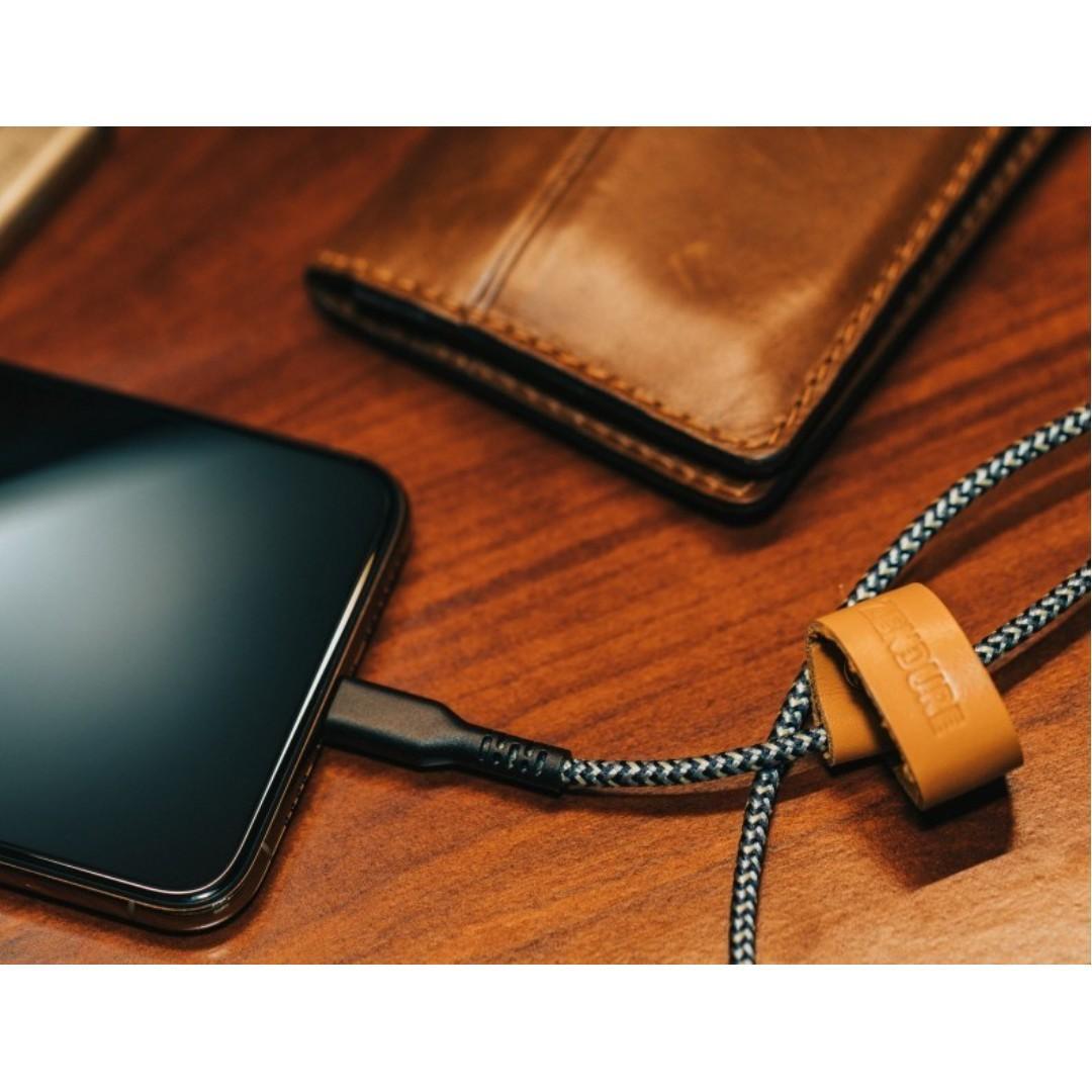 Zendure SuperCord 100W 20V/5A USB-C to USB-C Cable 1 Metre