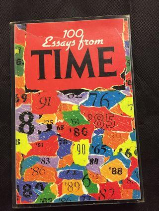 100 Essays from Times