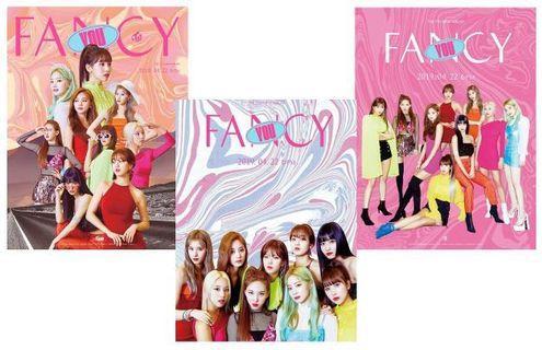 [Unsealed] Twice Fancy Album