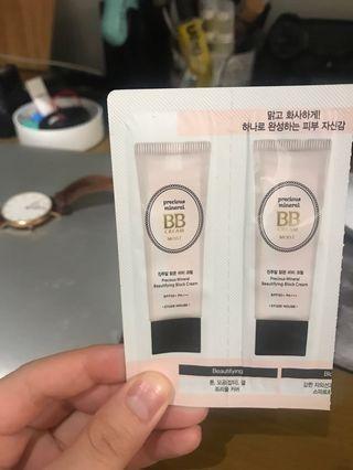 Etude House BB Cream sample