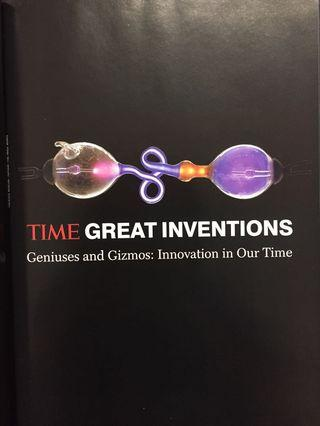 Time Great Inventions