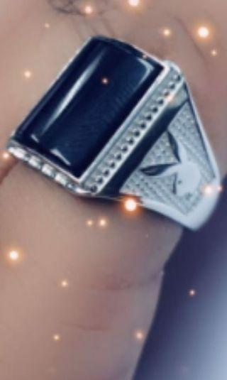 S925 silver Ring For Man