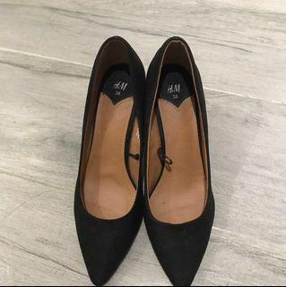 H&M高踭鞋 38號