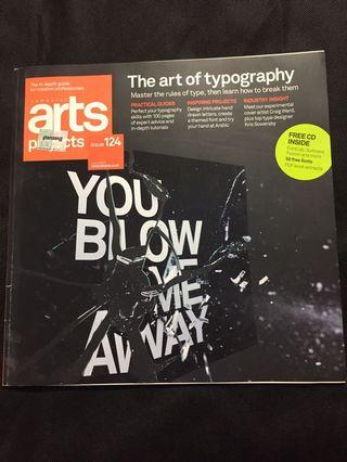 The Art of Typography with CD