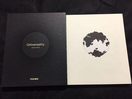 Universality by Page One