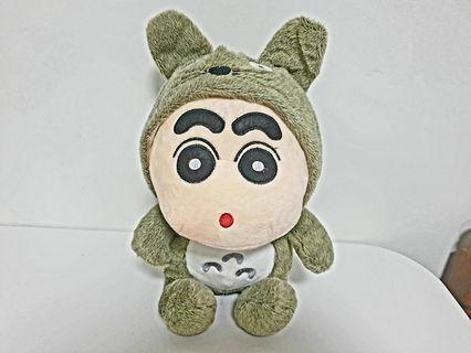 Shin Chan in Totoro costume (Big)
