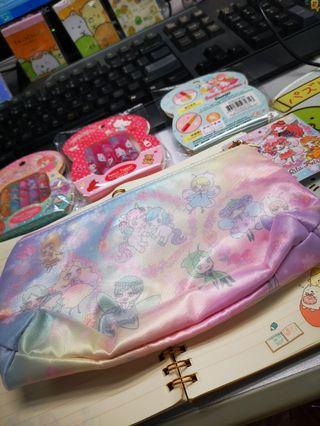 全新日本版RiiuRiiuFairiiu 筆袋收納