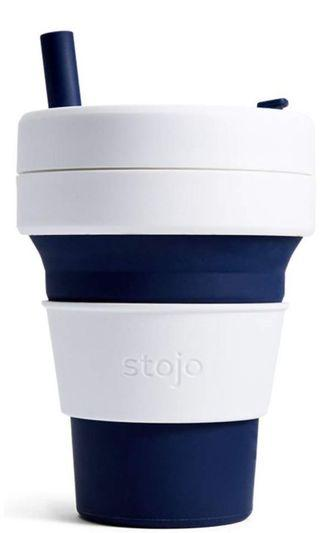 Stojo Silicone Collapsible Cup