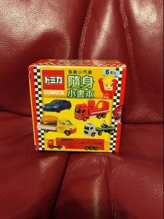 TOMICA 隨身小書本