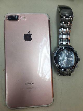 iPhone 7 Plus  256gb 國行 三網
