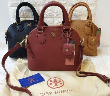Tory Burch Top Handle Sling Bag semi premium