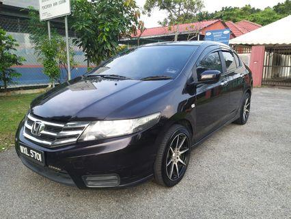 Honda City 1.5L (A)