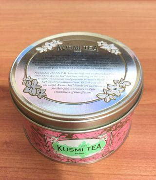 Like New Kusmi Tea (Paris) Rose-flavoured and scented Green Tea (125g)