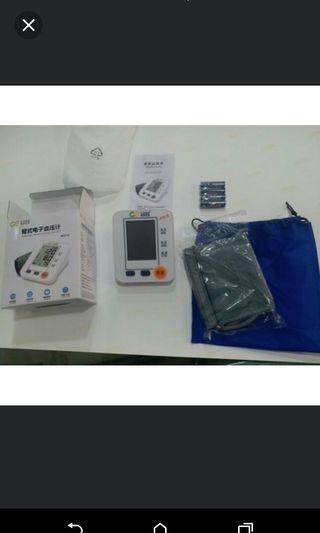 血壓機(插電/電池二用)