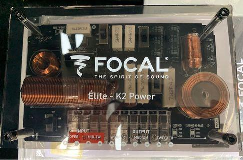 Focal K2P K2 Power Crossovers