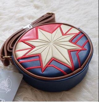 Disney Captain Marvel Sling Bag