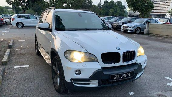 BMW X5 whole body and gearbox for sale (requires swap)