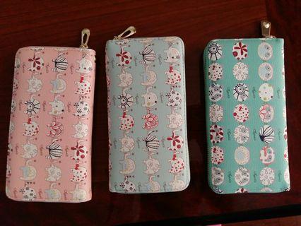 Brand New Cute wallet 全新可愛錢包