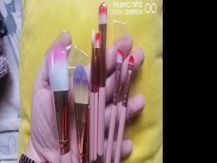 7pcs Makeup Brushes Set