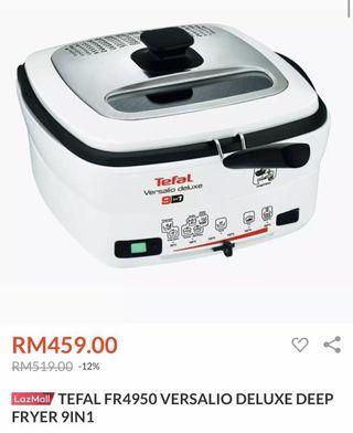 Tefal Multi Cooker 9 in 1