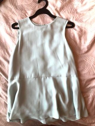 🚚 UNIQLO top and pleated skirt (bundle deal)
