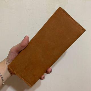 Unsimple 不簡單商行 輕便對折式長夾 皮夾 錢包