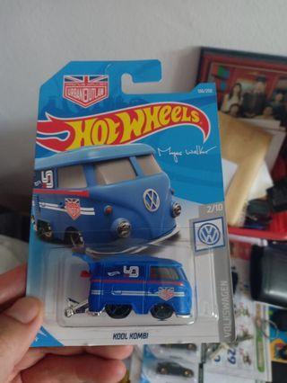 CPL - kool kombi blue hotwheels
