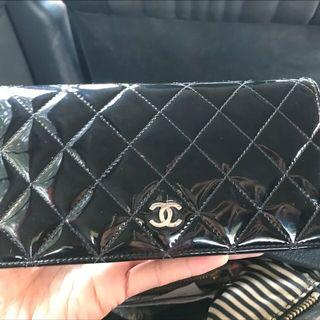 Chanel Wallet real and 90% new