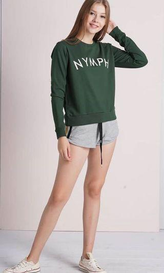 Sweater / Crewneck NYMPH clothing